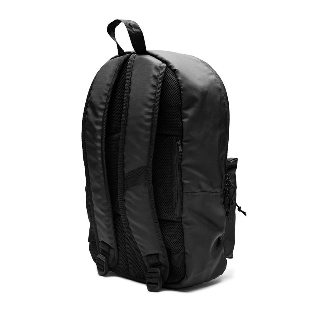 Polar Polar Ripstop Back Bag - Black