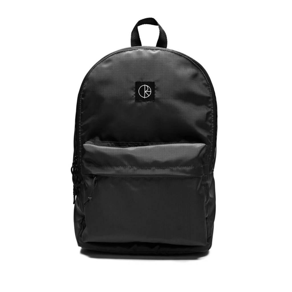 Polar Polar Ripstop Back Bag - Black