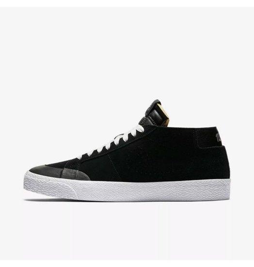Nike Nike Blazer Chukka - Black/Gunsmoke