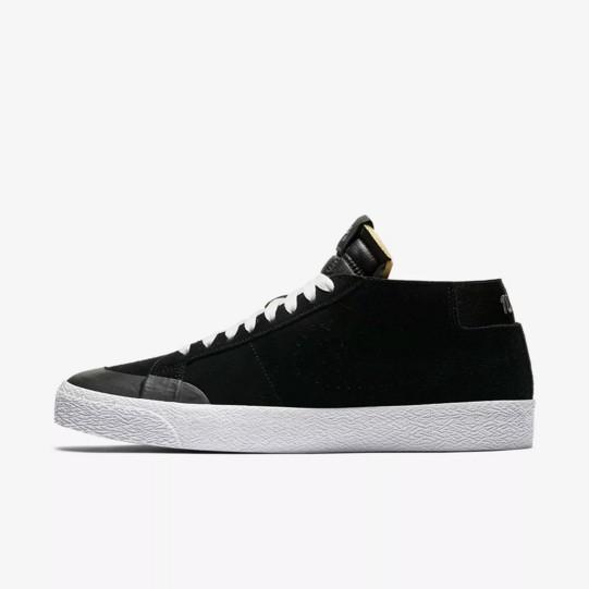 Nike Blazer Chukka Black/Gunsmoke