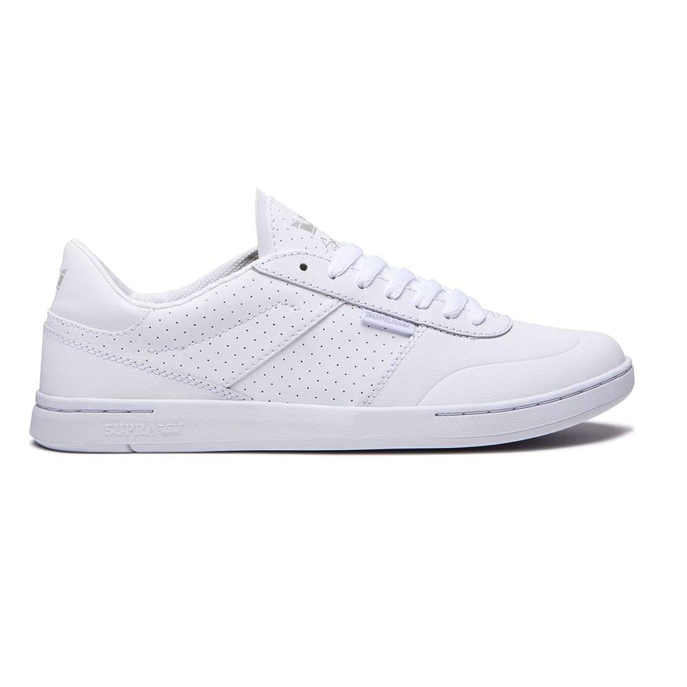 Supra Spencer Hamilton Elevate - White/White