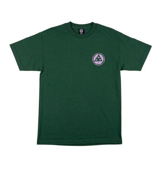 Welcome Welcome Twenty Eyes Tee - Forest Green