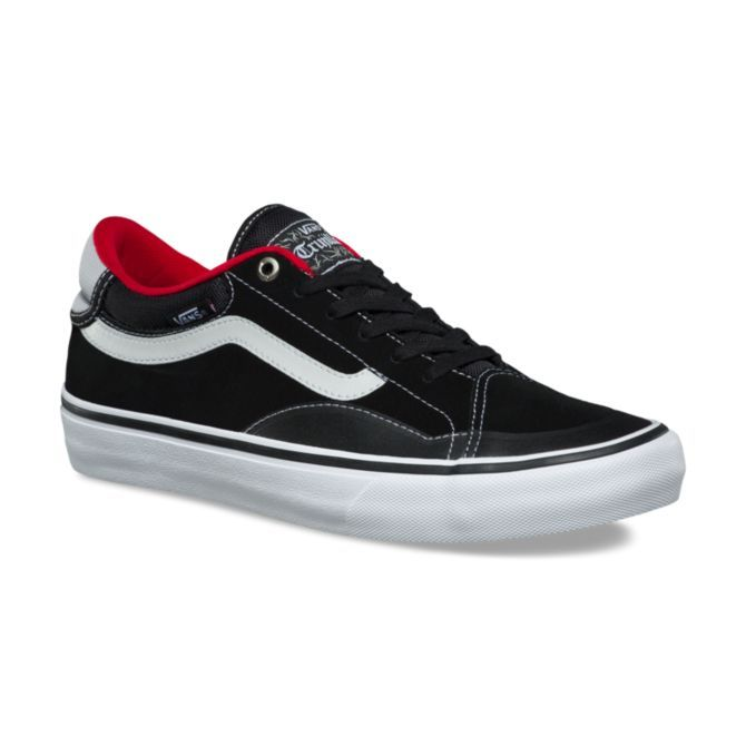 Vans Vans TNT Advanced Prototype - Black/White/Red