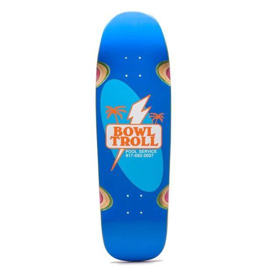 Call Me 917 Call Me 917 Bowl Troll Deck - 9