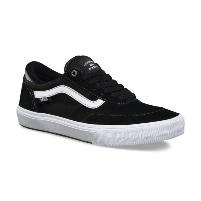 Vans Vans GIlbert Crockett - Black/White