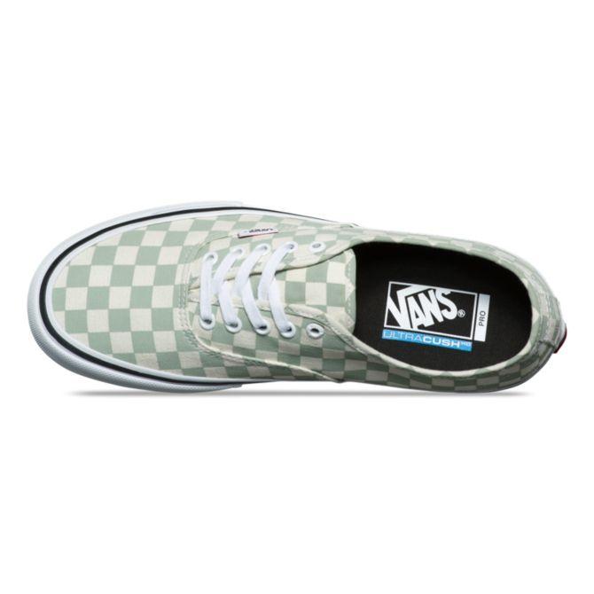 Vans Vans Authentic Pro - Checkerboard Desert Sage