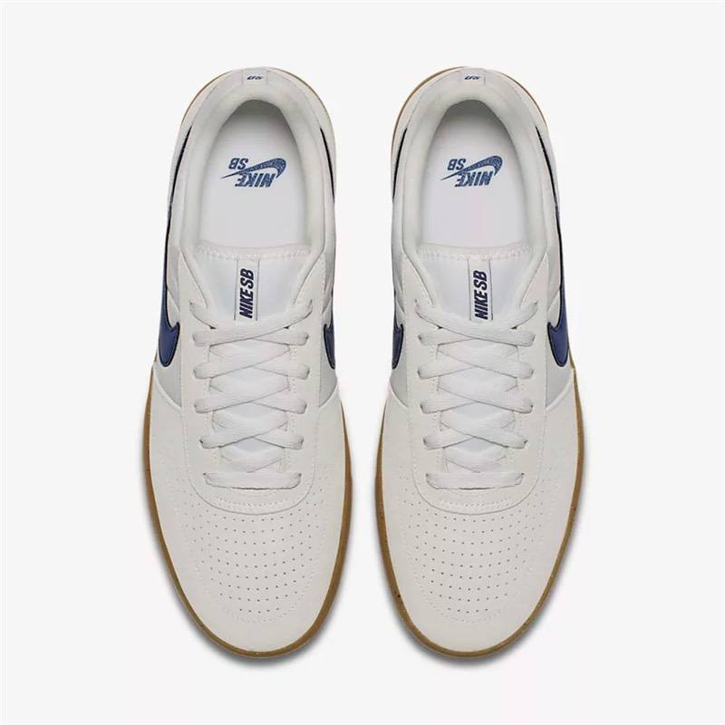 6754bd818dbfc3 Nike Nike Team Classic - Summit White Blue Void Gum - Ninetimes ...