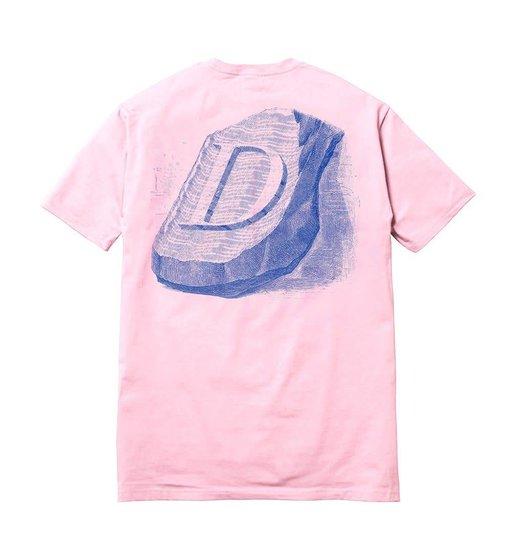 Dime Dime Stone Tee - Pink