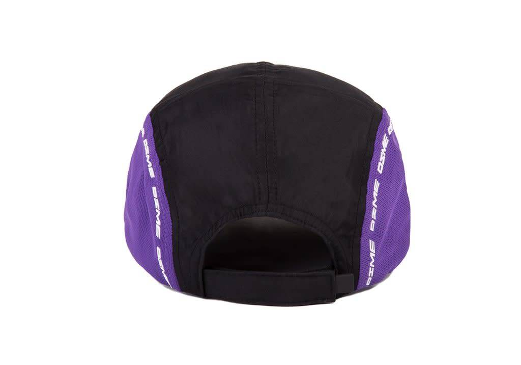 Dime Dime Turbo Hat - Black & Purple