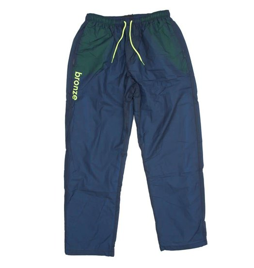 Bronze 56K Bronze 56K Sports Pants - Navy/Lime