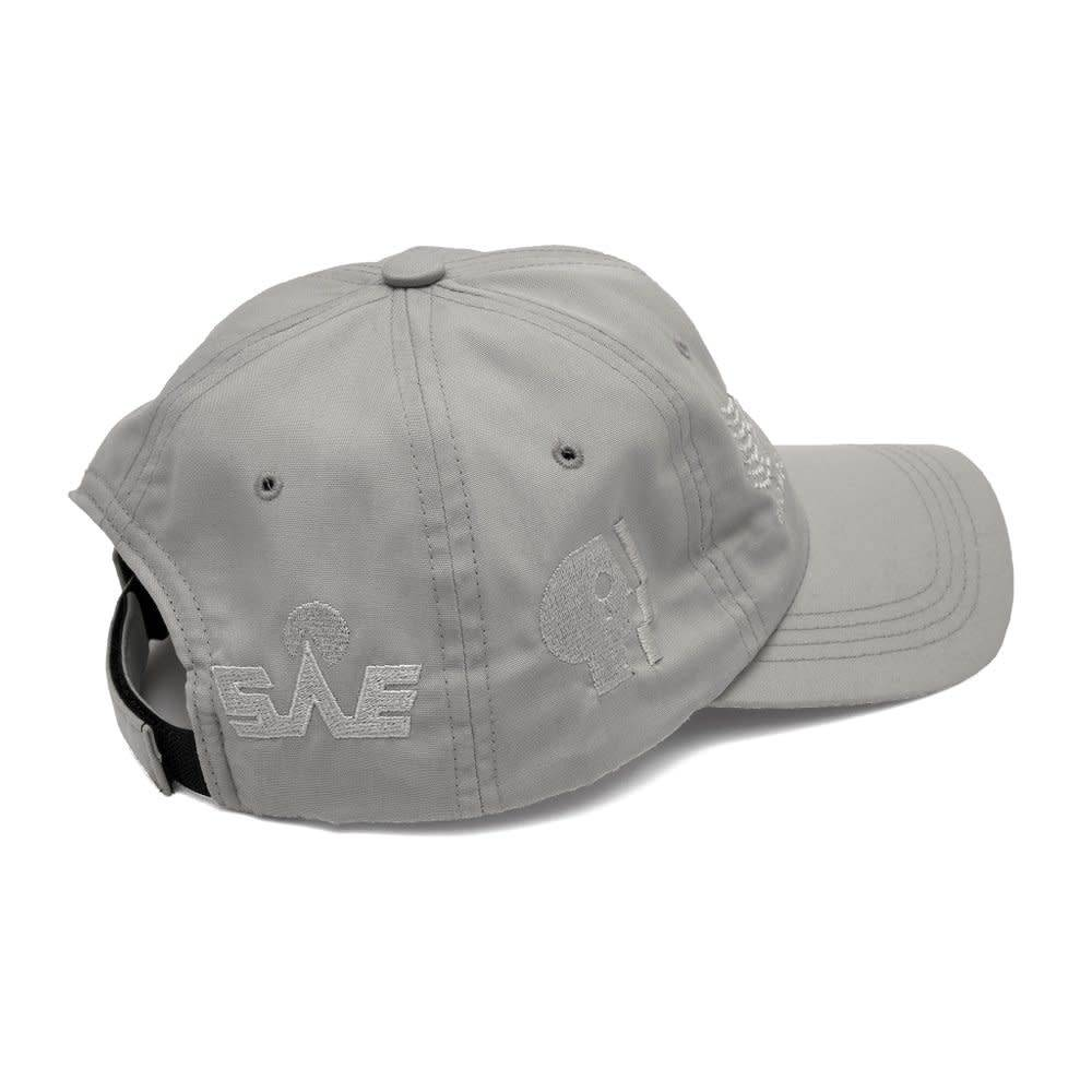 Bronze 56K Bronze 56K Anniversary Hat - Silver