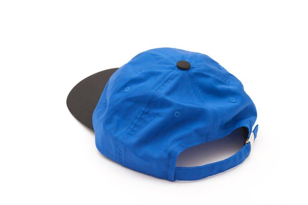 Bronze 56K Bronze 56K 2 Tone Sports Hat - Blue/Black
