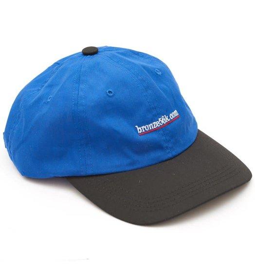 Bronze 56K Bronze 56K 2 Tone Sports Hat - Blue/Black