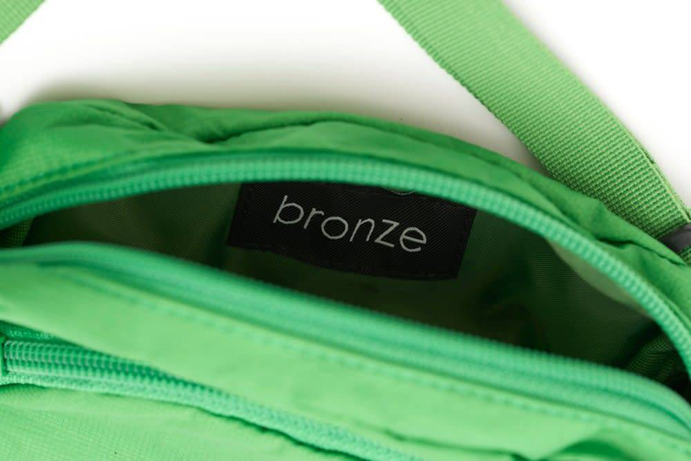 Bronze 56K Bronze 56K Ripstop Satchel Bag - Green