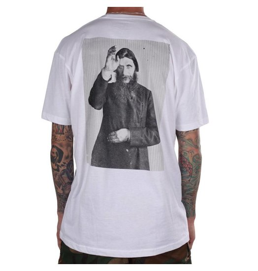Theories Theories Rasputin Tee - White