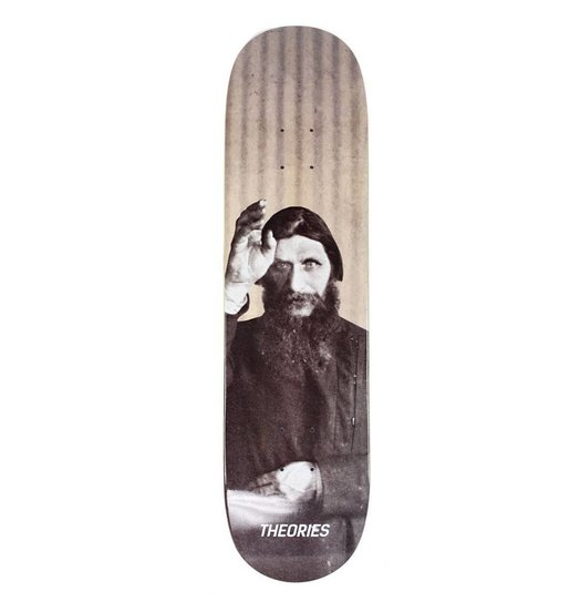 Theories Theories Rasputin Deck Gold