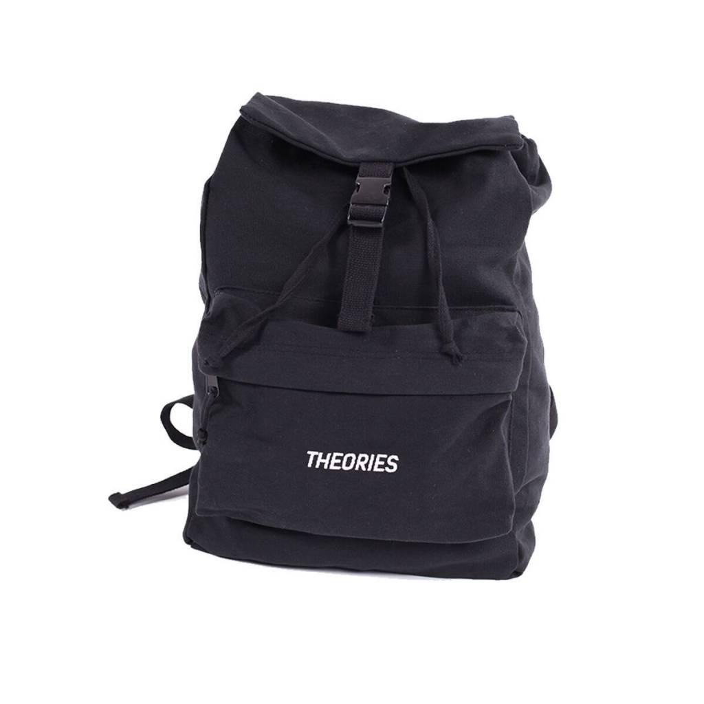 Theories Theories Stamp Camper Bag - Black