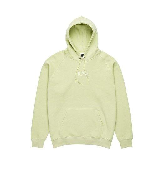 Polar Polar Default Hoodie - Lime