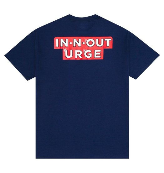 Boys Of Summer Boys Of Summer Double Double Tee - Navy