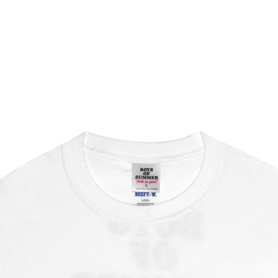 Boys Of Summer Boys Of Summer Toto Tee - White