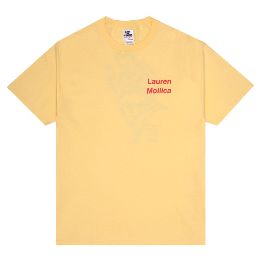 Boys Of Summer Boys Of Summer Mardi Gras Tee - Daffodil