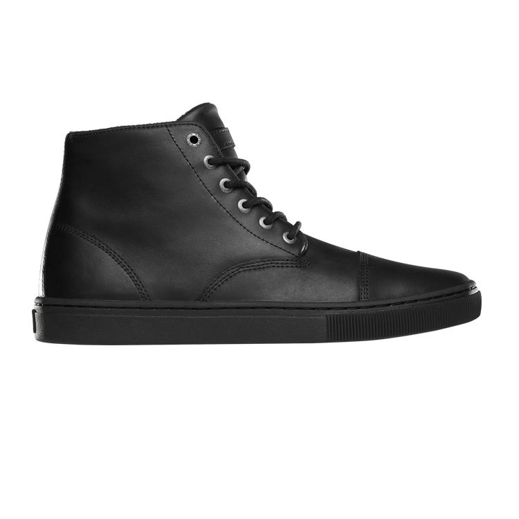 Emerica Emerica Shifter High Reserve - Black/Black/Gum