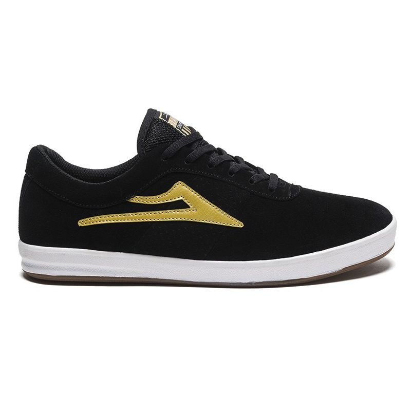 Lakai Lakai Sheffield XLK - Black/Gold
