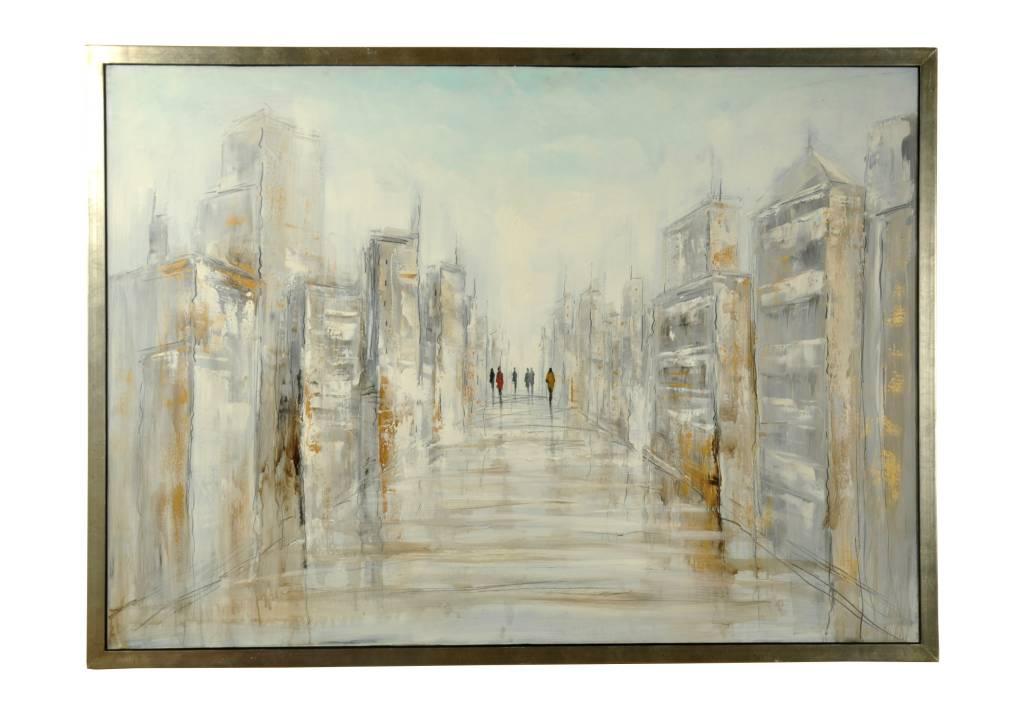 District Framed Art