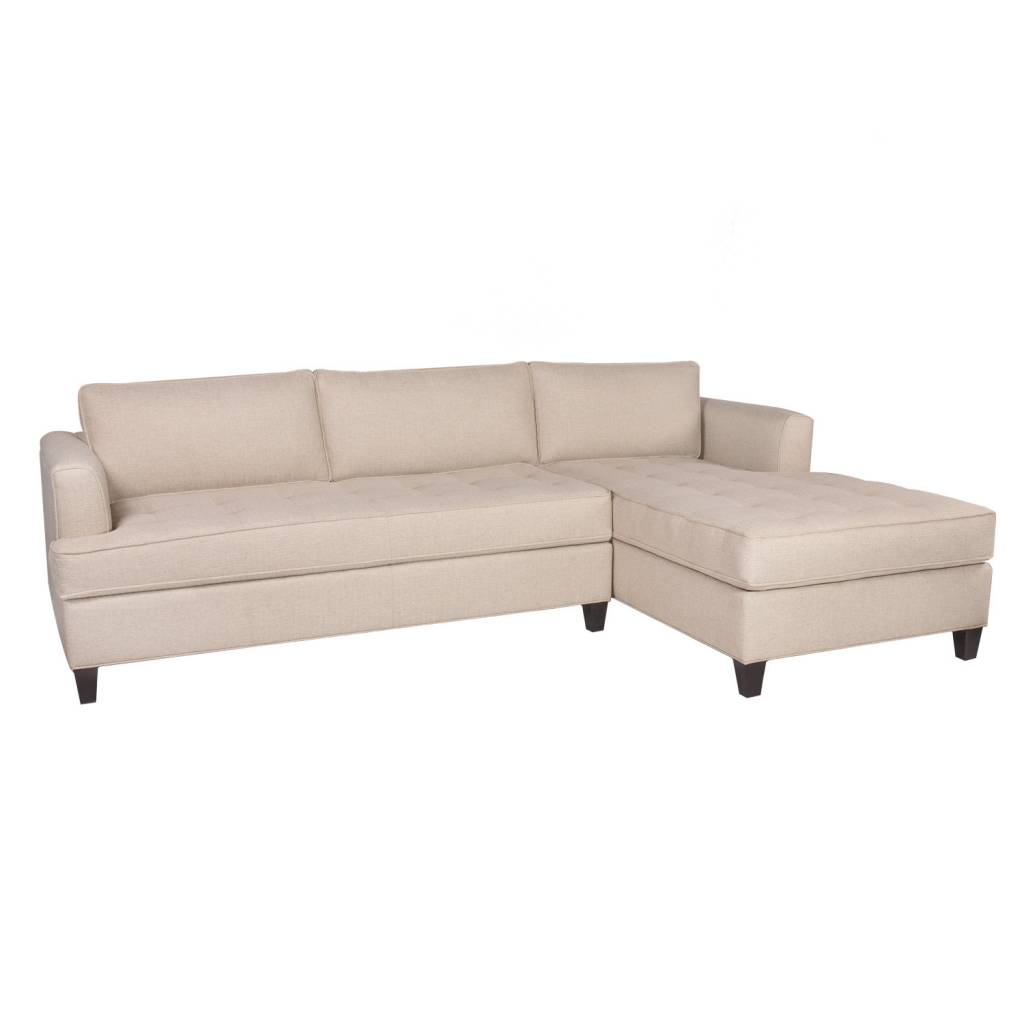 COLTON SOFA CHAISE - SUGARSHACK
