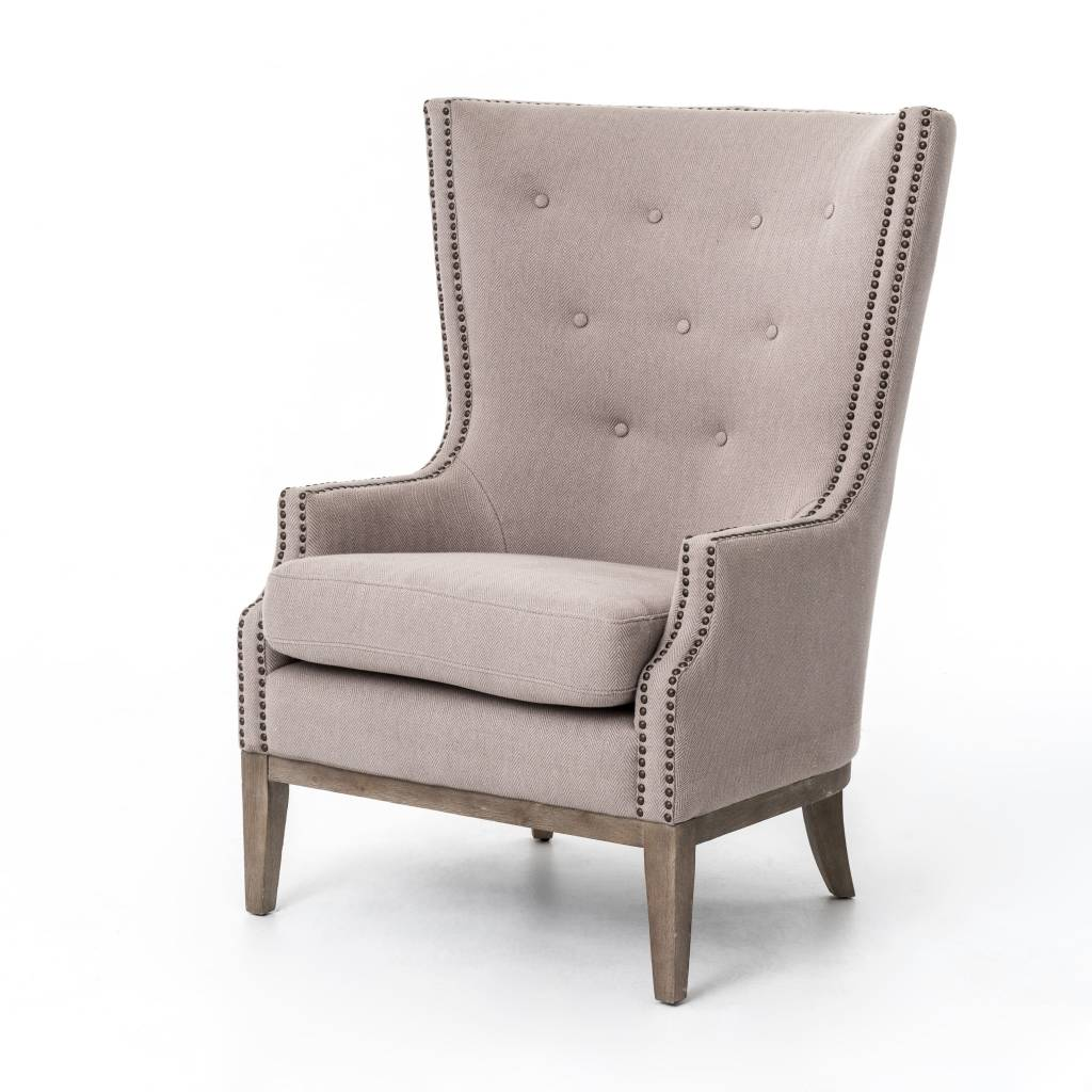 Lillian Chair - Chevron