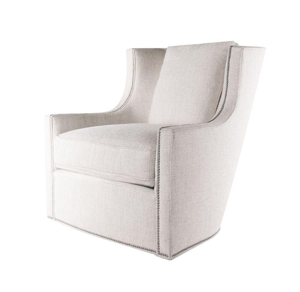 Gable Swivel Chair - Geneve