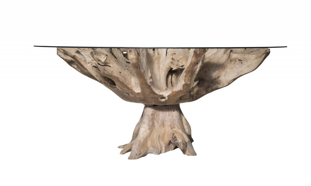 TEAK ROOT SM DINING NAT