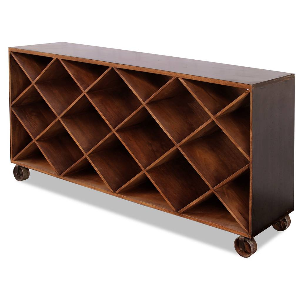 CHRISTINE BOOKCASE