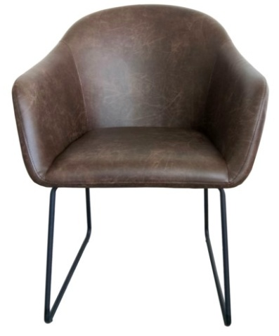 GALWAY CHAIR - BROWN