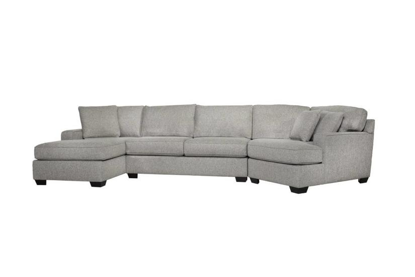 DOVER SECTIONAL - GRANITE