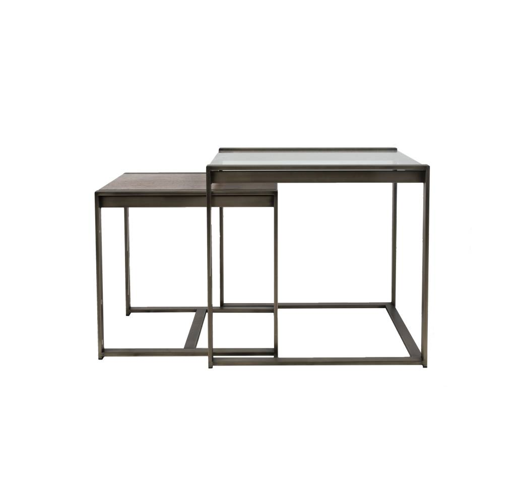 ROE NESTING END TABLE