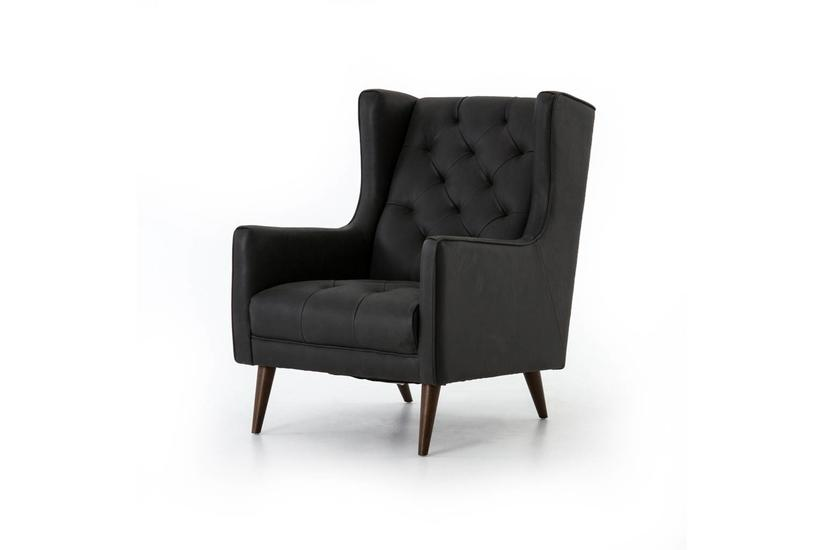 BARNETT CHAIR - BLACK