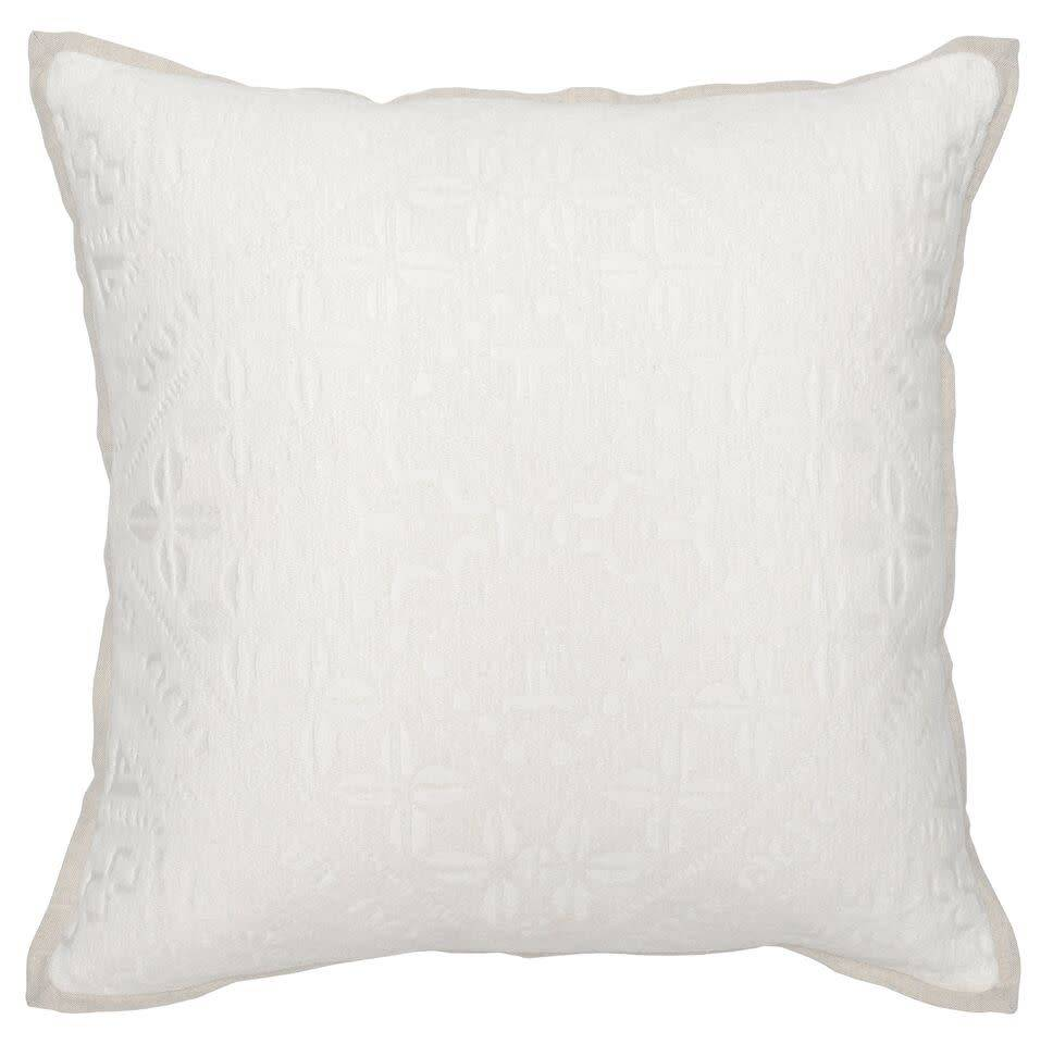 HAYES IVORY PILLOW