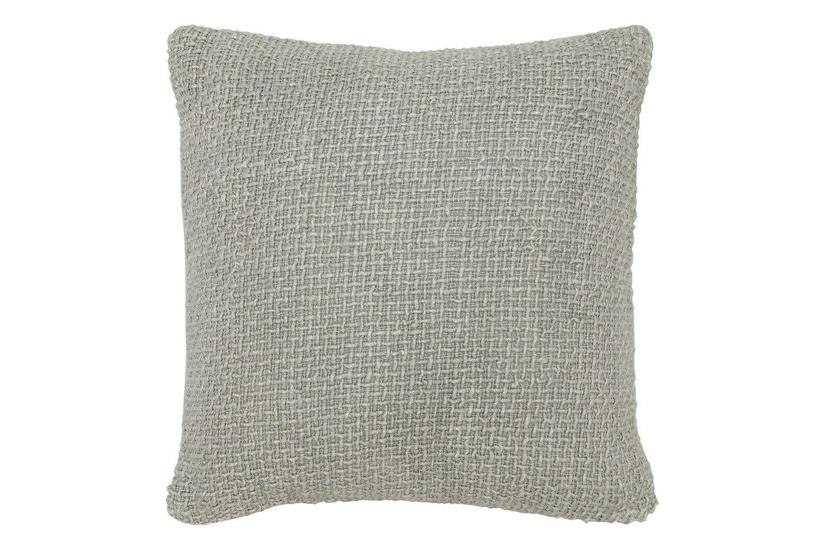 MAUDE GRAY PILLOW