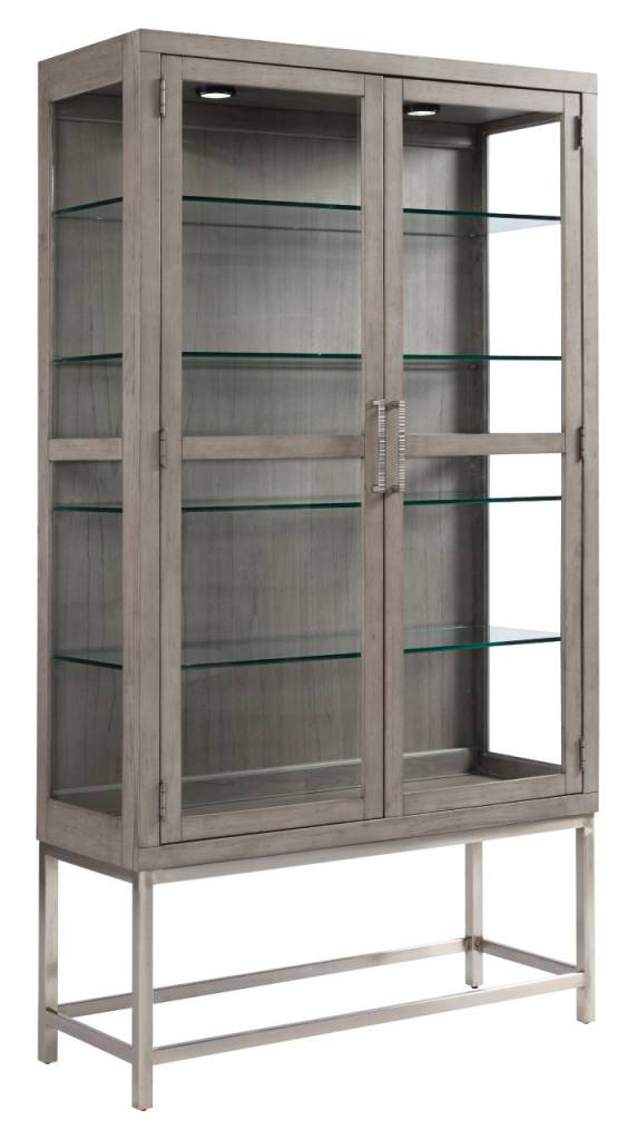 MILAN GLASS CABINET