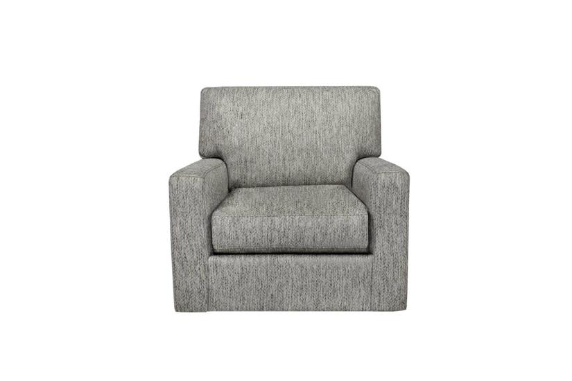 BRADLEY SWIVEL CHAIR - OYSTER