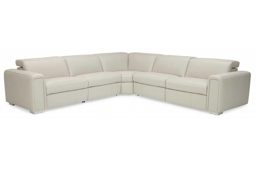 HARDY PWR CR SECTIONAL - BISQUE