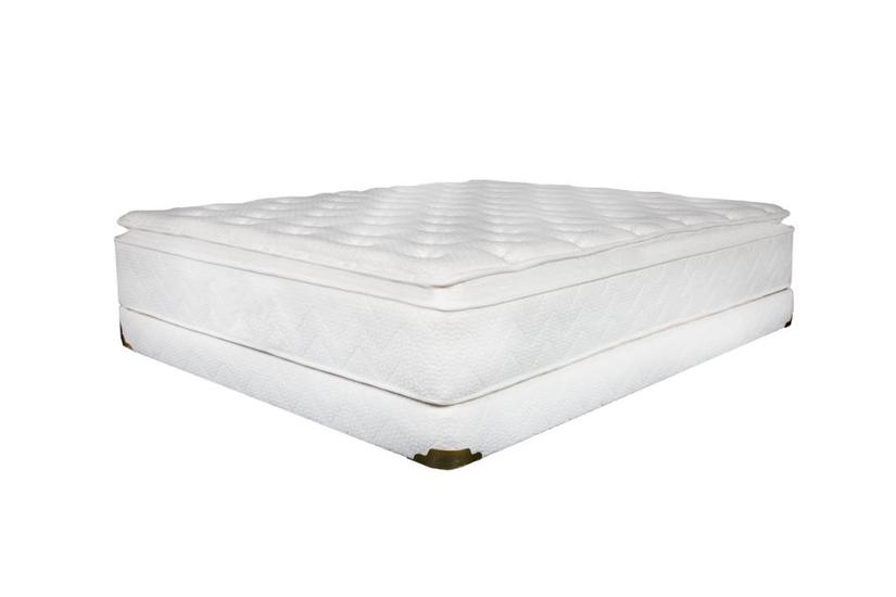 KING PILLOW TOP MATT SET