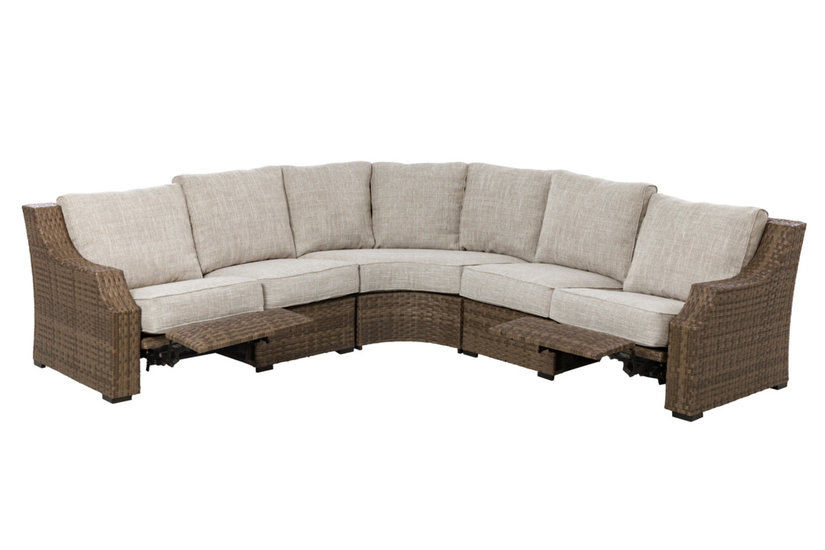 COPE RECLINING SECTIONAL