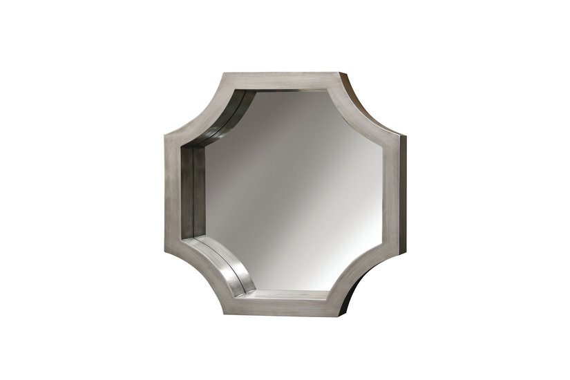 MADISON MIRROR SILVER - disc