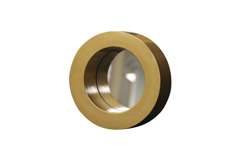 CANE MIRROR GOLD - disc