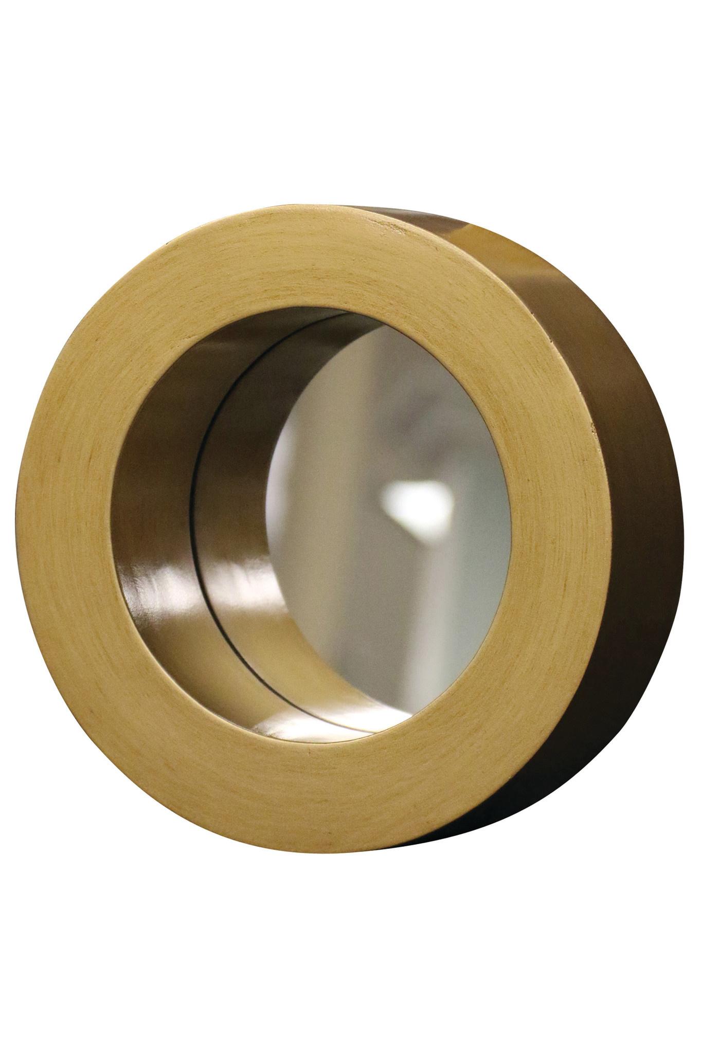 CANE MIRROR GOLD - disc