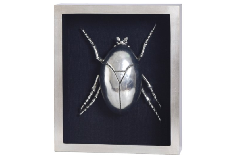 SILVER BEETLE IV