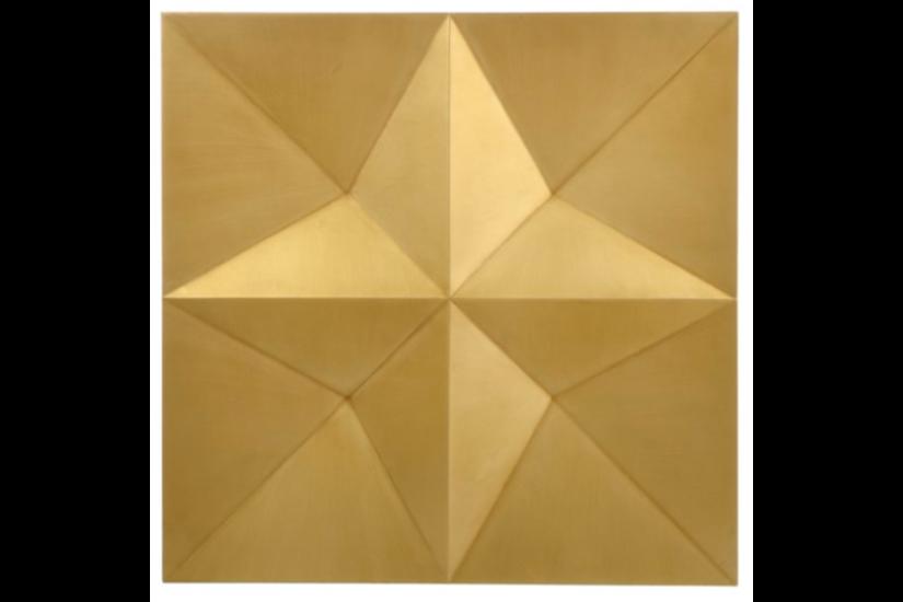 DALLON WALL PLAQUE GOLD