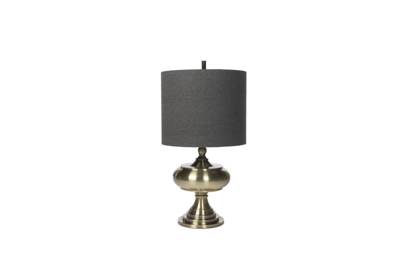 TURNER TABLE LAMP - disc